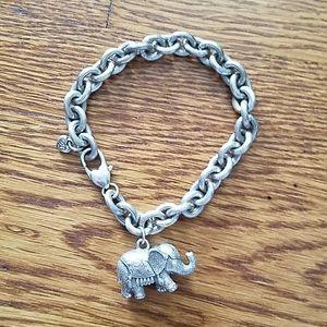 Brighton  elephant bracelet